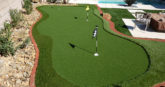 Backyard Putting Greens In Las Vegas
